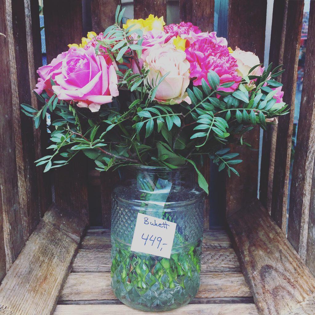 oslo flowers market