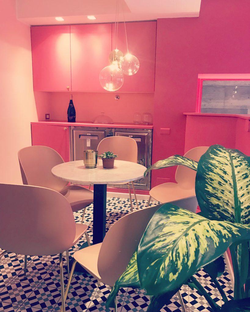 milano instagrammabile: bar rosa