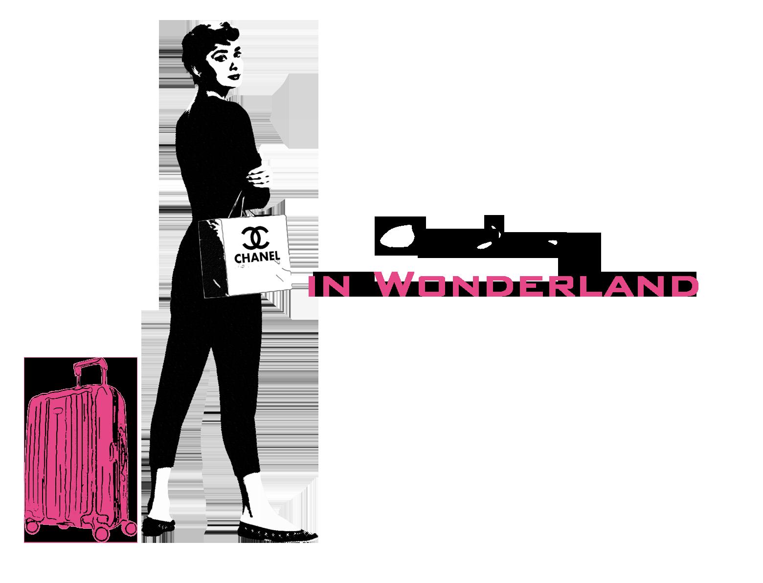 Audrey in Wonderland – I viaggi di stile di Amrita Massaia