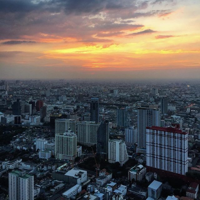 Un anno fa come oggi sono partita per Bangkok dahellip