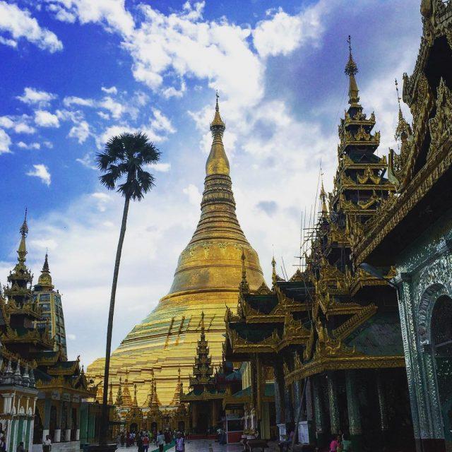 Welcome in Myanmar  Yangoon one year ago  lifewelltravelledhellip