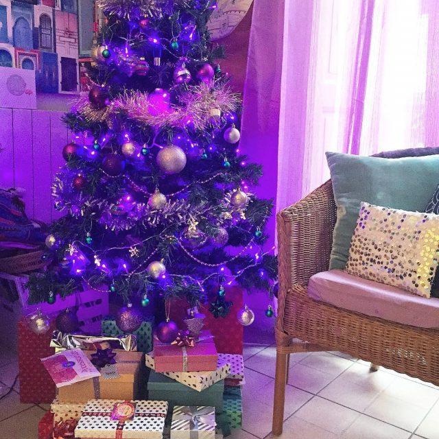 Oggi cos  audreynewhome waitingforchristmas audreyloveschristmas christmastree